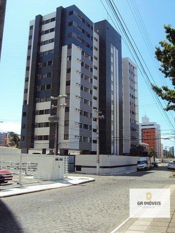 Apartamento à venda, 3 quartos, 2 vagas, Poço - Maceió/AL - Foto 2