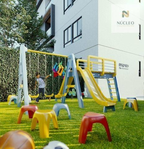 Apartamento com 3 dormitórios à venda, 74 m² por R$ 324.900,00 - Expedicionários - João Pe - Foto 16