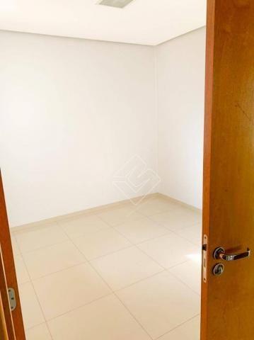 Apartamento com 3 dormitórios à venda, 107 m² por R$ 620.000 - Edifício Manhattan Residenc - Foto 2