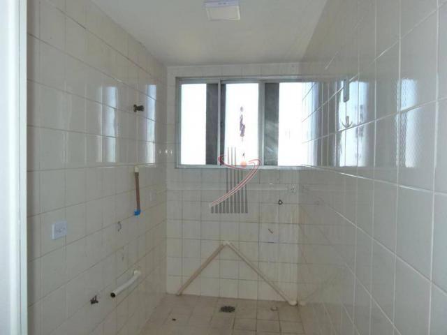 Apartamento com 1 dormitório para alugar, 48 m² por R$ 900,00/mês - Centro - Foz do Iguaçu - Foto 2