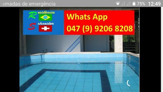 Hospedagem (Casa) familiar perto Beto Carrero World e Praia