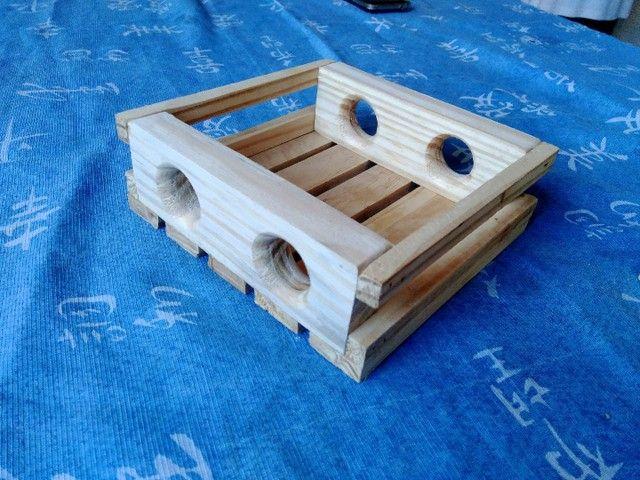 3 caixinhas Organizadora - Foto 4