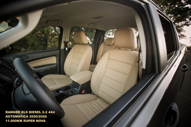 Ford Ranger 2.2 XLS 4x4 Diesel Auto 2020/2020 - Foto 4