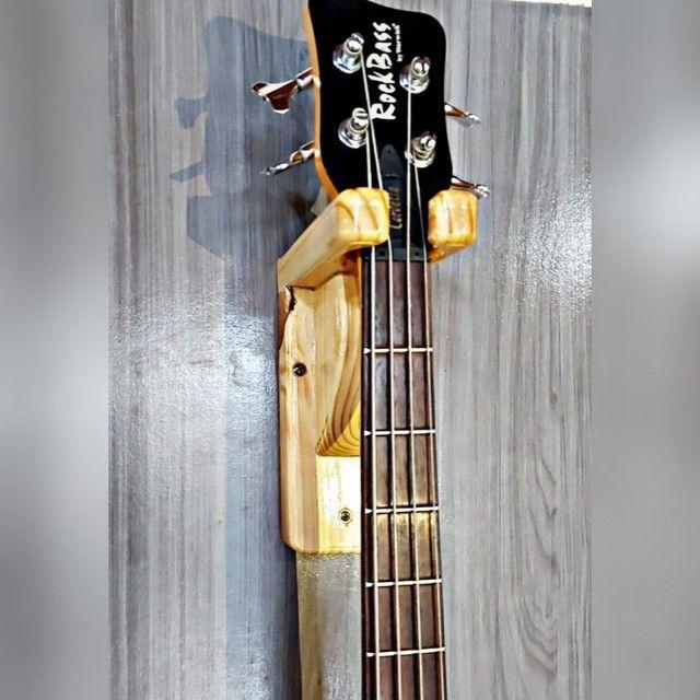 Suporte para instrumentos de corda-personalizado