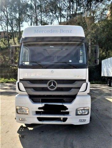 Mercedes axor 4x2 teto automatico - Foto 2