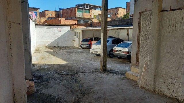Área fechada coberta e descoberta tipo loja frente rua  Bairro da Paz  - Foto 4