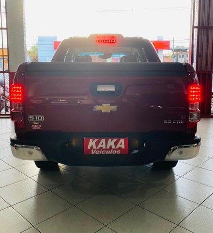 S10 2.8 High Country 4x4 Diesel - 2018 - Foto 5
