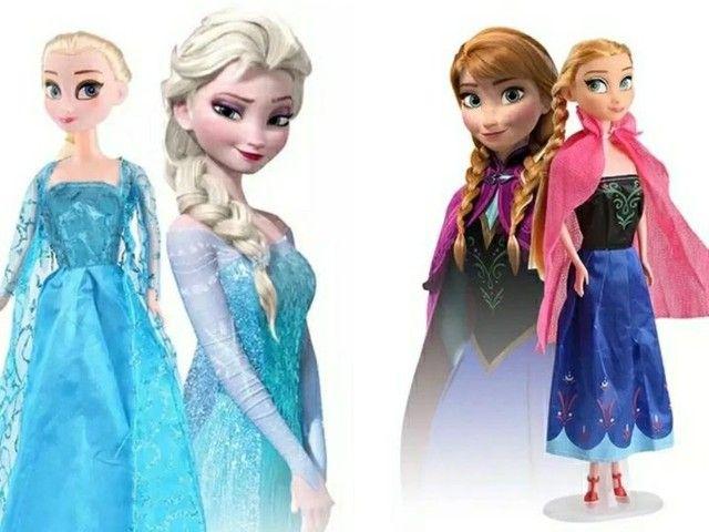Ana + Elsa frozen