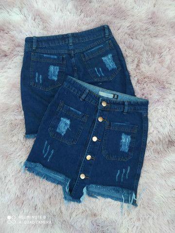 Jeans 100% algodao - Foto 2