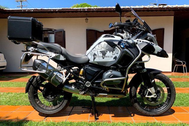 Moto BMW R 1200 GS Adventure Excelente Estado  - Foto 2