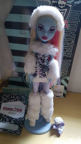 *lote* 5 bonecas Monster high - Foto 4
