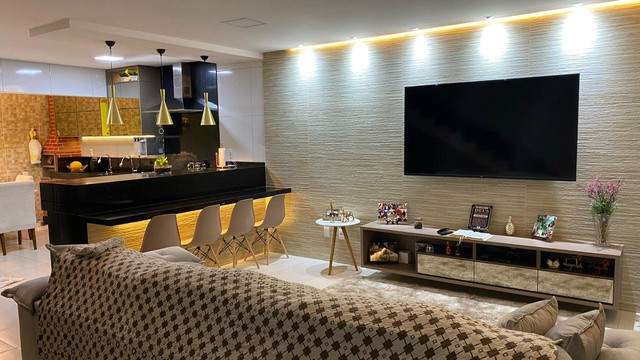 Casa de condomínio sobrado para venda tem 120 metros quadrados com 2 quartos - Foto 2