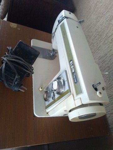 Máquina Elgin caseira