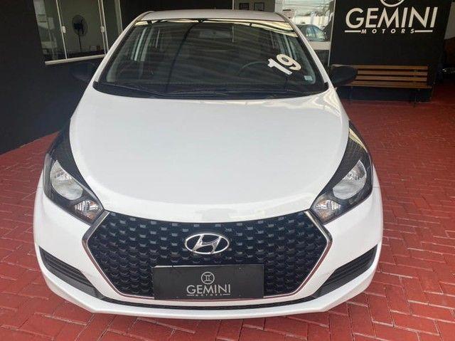Hyundai HB20S 1.0 UNIQUE - Foto 2