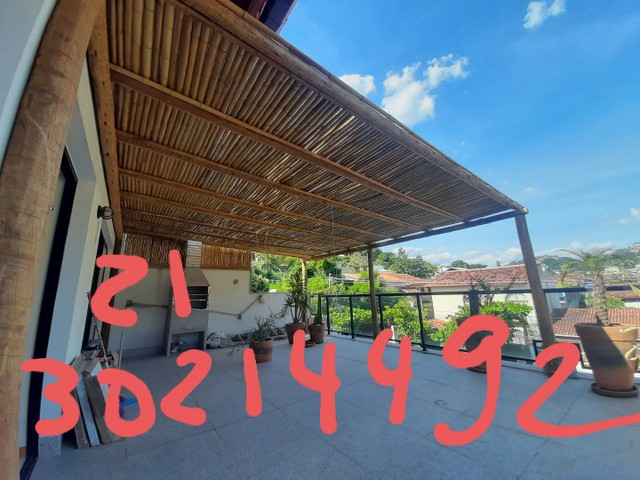 Pergolas madeira em Búzios 2130214492