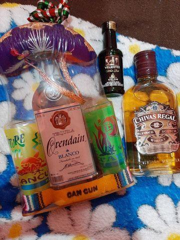 Bebidas para quem gosta de colecionar