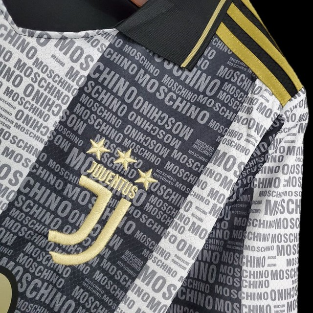 Camisa Juventus 2021/2022 Edição Especial - Foto 5