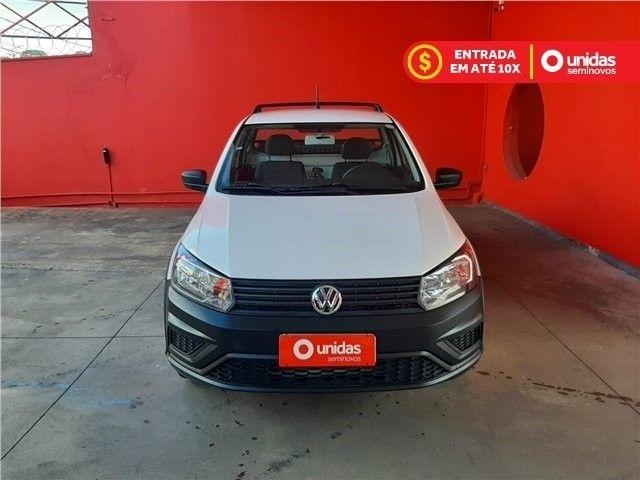 Volkswagen Saveiro 2020 1.6 msi robust cs 8v flex 2p manual - Foto 7