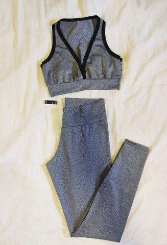 Conjuntos fit - roupa de academia