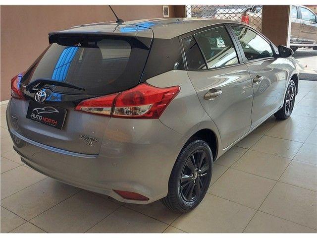 Toyota Yaris 2019 1.3 16v flex xl plus tech multidrive - Foto 4
