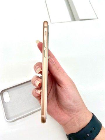 IPHONE 8 ROSE 64GB SEMI NOVO  - Foto 2