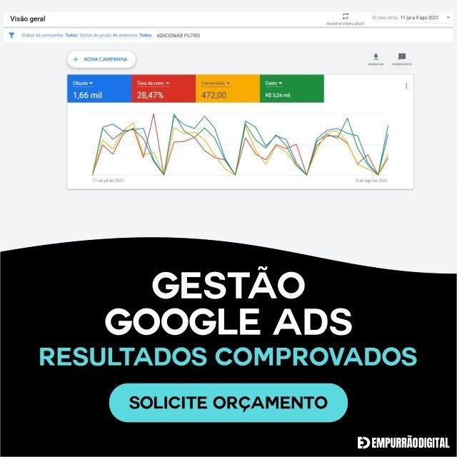 Google Ads - Alcance o Topo - Marketing Digital - Gestão de Tráfego
