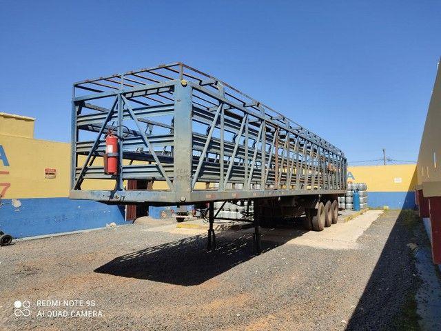 Carreta gaiola de gás 1100 p13 - Foto 2