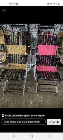 Cadeiras de mola da fábrica  - Foto 5