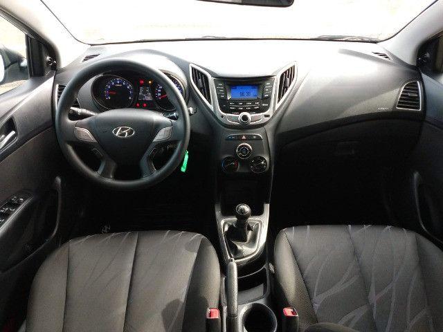 Hyundai HB20S Sedan Comfort Plus 1.0 Flex 2014 - Apenas 87.633 Km / Ipva Pago - Foto 9
