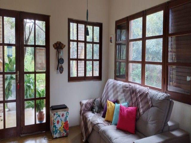 Vendo Casa no Capão, Chapada Diamantina, distrito de Palmeiras, com 170m², 2 quartos. - Foto 3