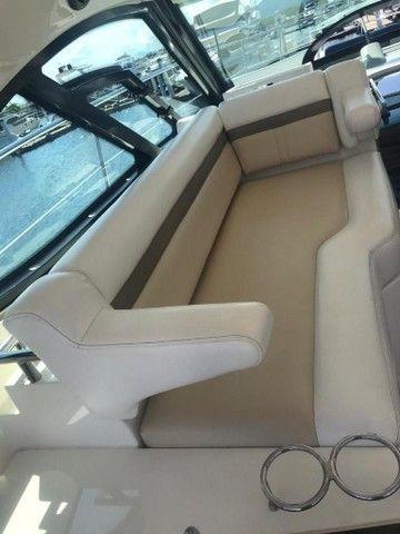 Sea Ray 410 Ano 2014 x2 Cummins 480 HP não Sessa Phantom Armatti Real  - Foto 4