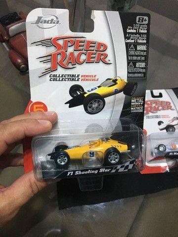 Carrinho Spedd Racer novo colecionador  - Foto 2