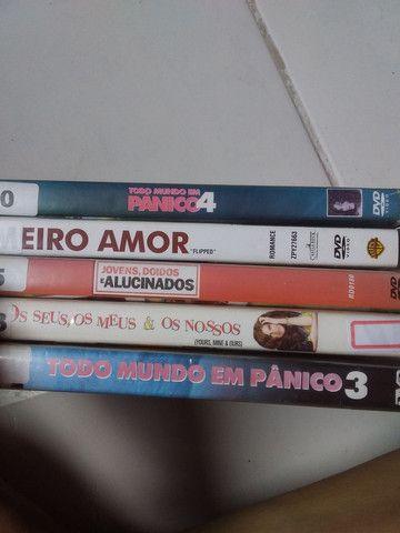 Lote Dvd's diversos