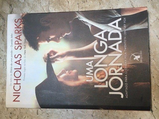 Livros Nicholas Sparks - Foto 2