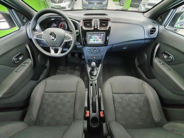 Renault Logan 1.0 12v Sce Zen - Foto 8