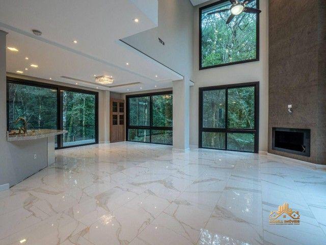 SCHELL IMÓVEIS vende, casa com 3 dormitórios (sendo 2 suítes), 348m² por R$ 3.300.000 - Ma - Foto 14