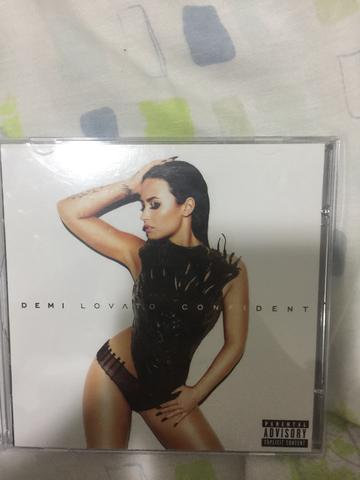 Cd Confident Demi Lovato