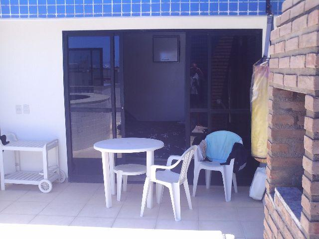 Cobertura duplex nascente reformada e mobiliada - Foto 18