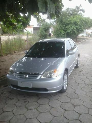 Honda Civic LX Manual U0027u0027troco Por Carro Automático Apenasu0027u0027