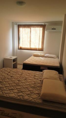 Na Beira do Cabo Branco com 2 quartos todo projetado e mobiliado - Foto 17