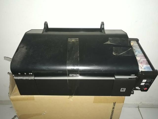 Impressora Epson L800