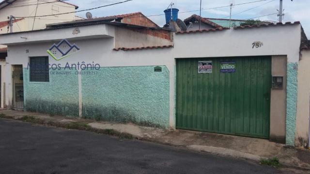 Casa, São Cristóvão, Pouso Alegre-MG