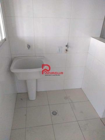 Apartamento para alugar com 3 dormitórios em Guilhermina, Praia grande cod:376 - Foto 13