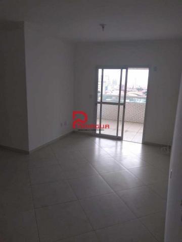 Apartamento para alugar com 3 dormitórios em Guilhermina, Praia grande cod:376 - Foto 4
