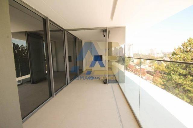 Apartamento Duplex residencial à venda, Campina do Siqueira, Curitiba - AD0004. - Foto 6