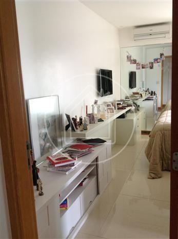 Apartamento à venda com 4 dormitórios em Barra da tijuca, Rio de janeiro cod:799061 - Foto 9
