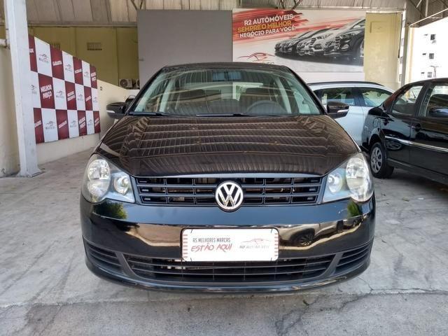 Volkswagen 2012/2013 polo sedan 1.6 Flex completo ótimo estado confira - Foto 2