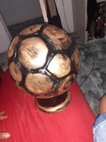 Cofre formato de bola