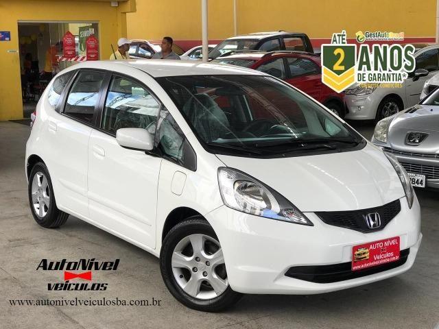 Honda Fit 2011 Lx 1.4 aut completo