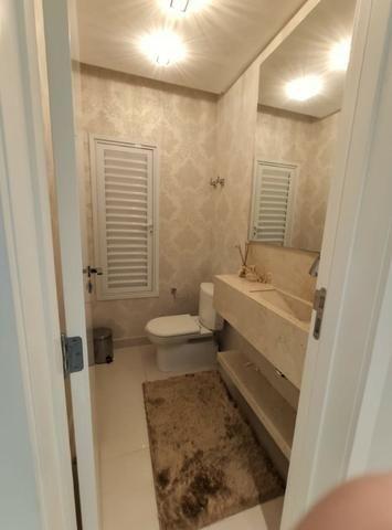 Apartamento Semi Mobiliado no Brava Beach, 4 suites 3 vagas, praia brava Itajai! - Foto 9